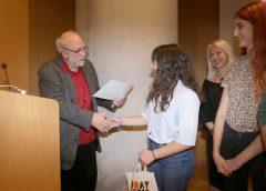 """Η """"Απέραντη αγάπη"""" του 1ου ΕΠΑΛ και 1ου ΕΚ Άργους κέρδισε και τον σκηνοθέτη Παντελή Βούλγαρη"""
